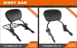 TCMT SISSY BAR,BACKREST