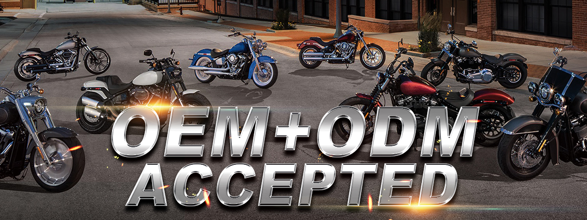 TCMT MOTORCYCLE PART OEM AND ODM CUSTOMIZE SERVICE