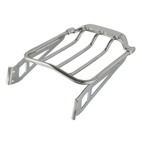 Air Wing Two-Up Luggage Rack For Harley Softail Fat Boy FLSTF