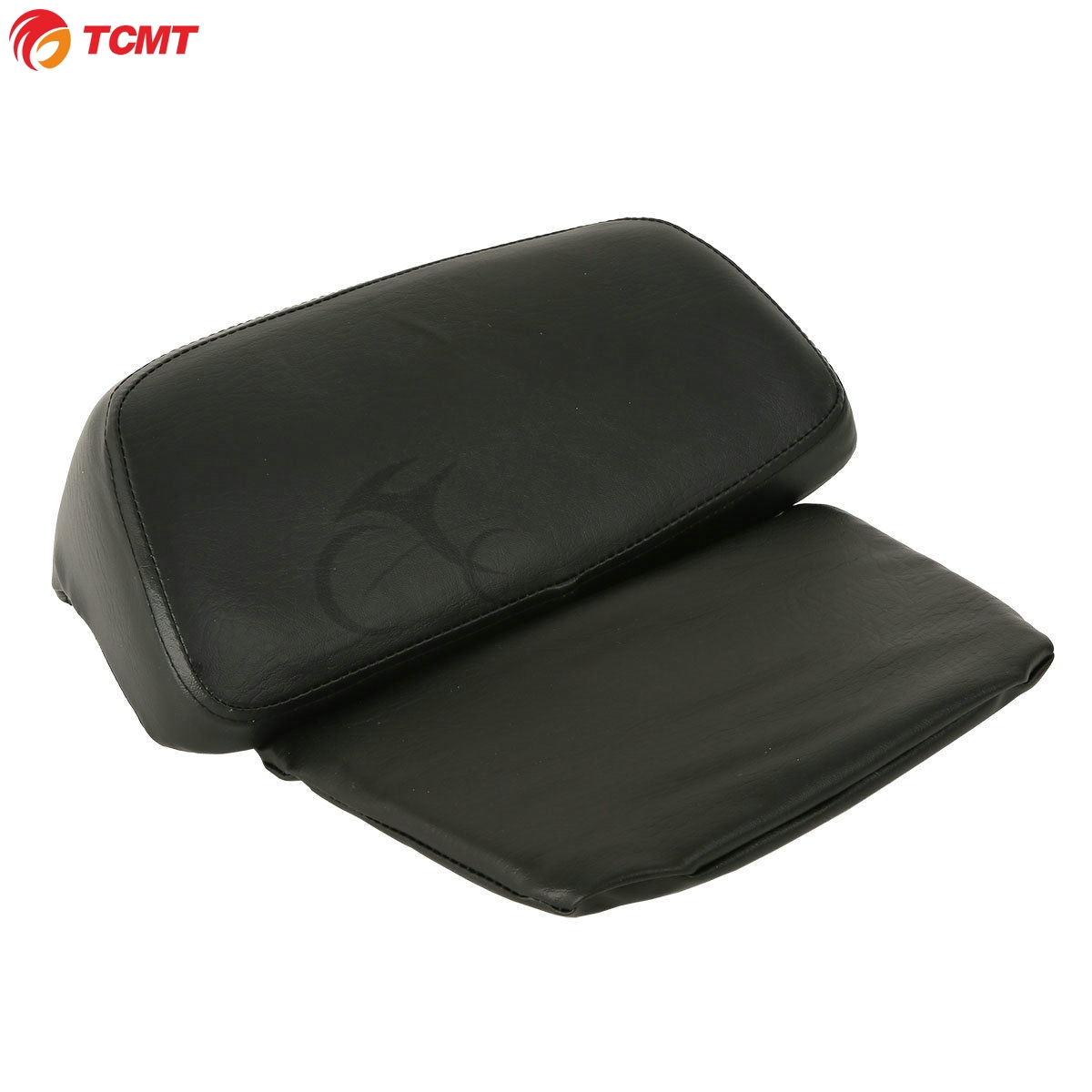 Painted Chopped Tour Pak Trunk Backrest For Harley Road Glide FLTRX 2015-2018