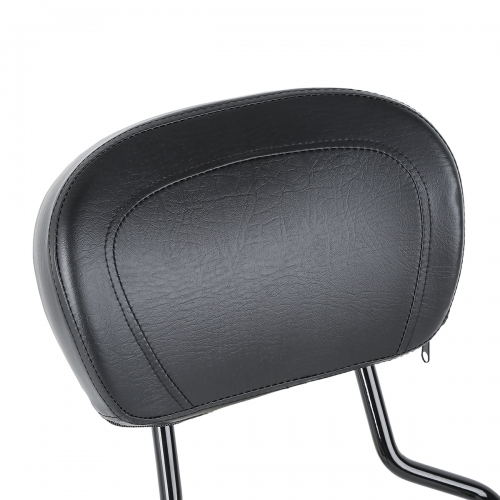 XF290670-B Detachable Backrest Sissy Bar W/Pad For Harley Touring FLHR FLHX FLHT FLTR 2009-2019