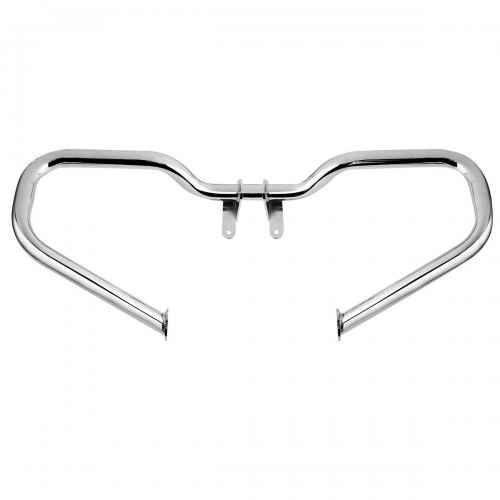 XF2906B12-E Chrome Engine Guard Crash Bar Fit Harley Touring FLHR FLHX 14 15 16 17 18