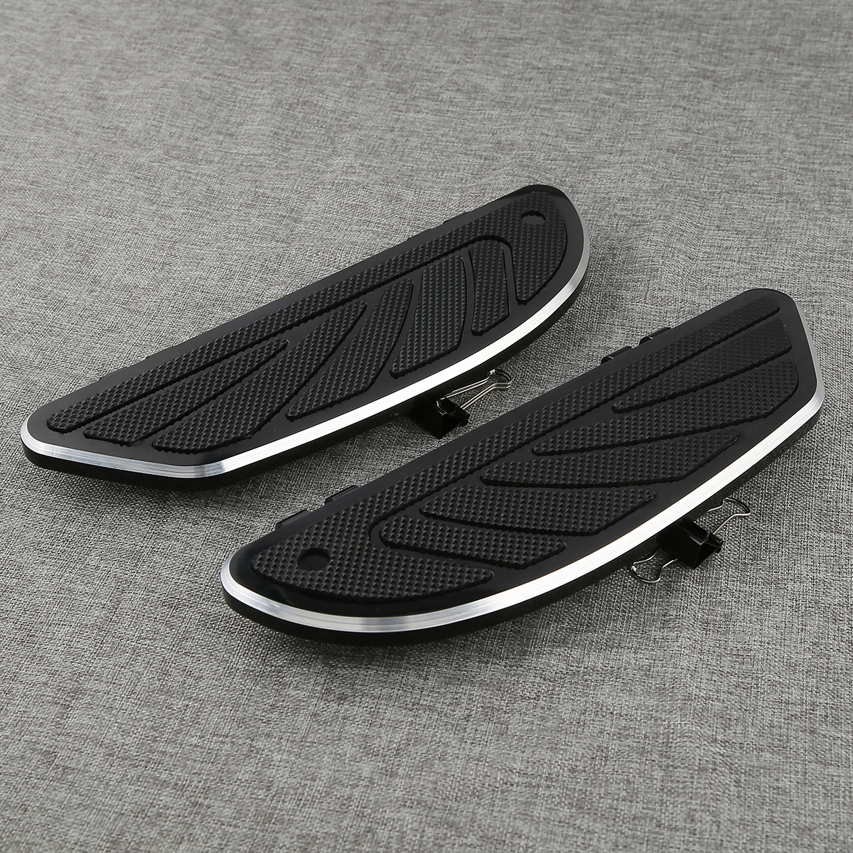 Tcmt Airflow Rider Footboard Kit For Harley Touring Electra Road Glide Fltr 1986