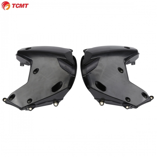 Inner Fairing Speakers Covers Boxes For Harley CVO Road Glide Custom Ultra 15-18