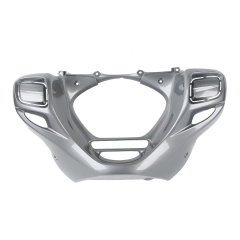 XF-GL1897-H Grey Plate Stock Front Lower Cowl For Honda GL1800 Goldwing 2012-2014