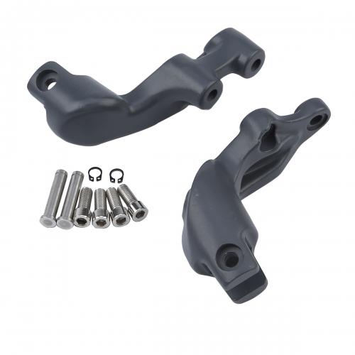 TCMT XF2906F22 Passenger Foot Pegs Mount Bracket For Indian Indian scout sixty 16-18 bobber 18
