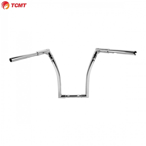 "TCMT XF161033-E-18 1.25"" 18"" Rise Handlebar For Harley Sportster Softail Dyna FLST FXST Forty-Eight"