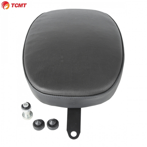 TCMT XF2906C41 Rear Passenger Pillion Pad Seat For Harley Sportster XL1200 883 72 48 2014-Up