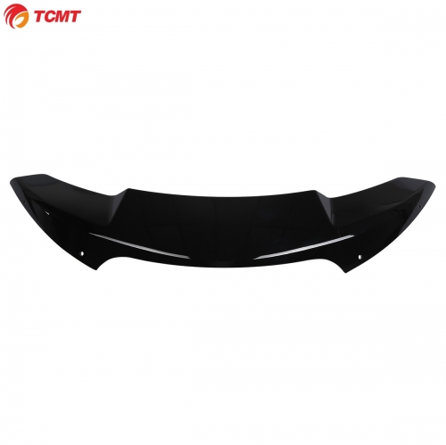 "4.5"" Flare Black Windshield Windscreen"
