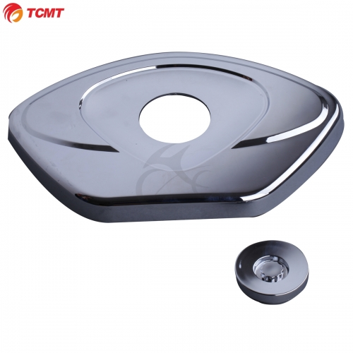 TCMT For Honda GL1800 Chrome Timing Chain Cover For Honda Goldwing 1800 GL1800 2001-2013 F6B 2013-2015