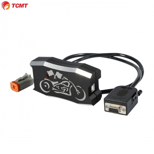 XF2906C187-02 Tuner with Cable Kit Fit For Harley V Rod VRSC Trike EFI Touring