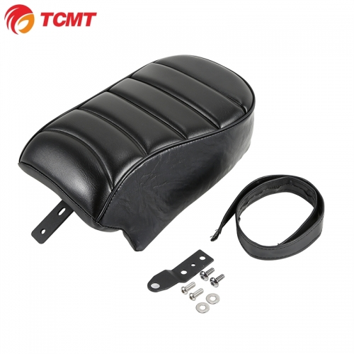 TCMT XF2906C213-B Rear Seat Passenger Pad Fit For Harley Sportster Iron 883 XL883N 16-19 Iron 1200