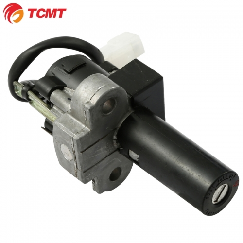 TCMT XF-2875 Used Motorcycle Ignition Switch Lock Key For Honda CB750 1992-1999