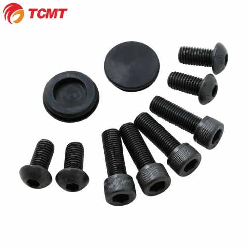 TCMT XF160731-B Adjustable Handlebar Risers Adapter Kit For Honda Goldwing GL1800 18-19