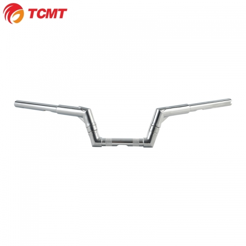 "TCMT 4"" Rise 1.25"" Frisco Ape Handlebar Fit For Harley Sportster XL Forty-Eight FLST XF161033-E-4"