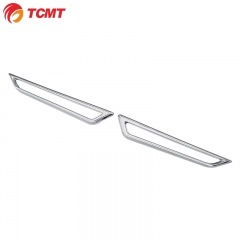 TCMT XF29012034-E Chrome Rear Brake Tail Lights Trim Accents Fit For Honda Goldwing GL1800 2018-20